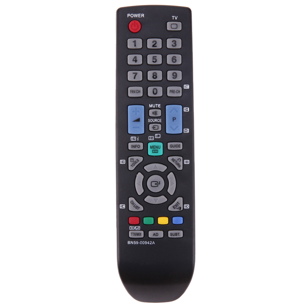 1pc New Replacement TV Remote Control for Samsung BN59-00942A BN59-00865A AA59-00496A AA59-00743ATV Remote Control ...
