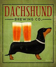 Dachshund Brewing Company Poster