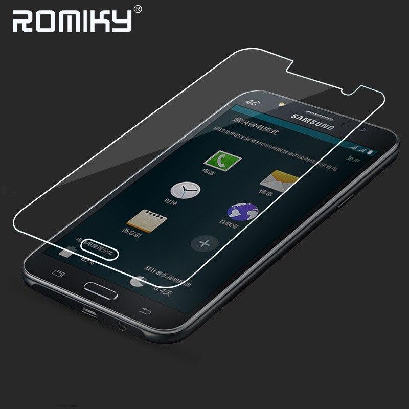 bilder für 100 stücke Gehärtetem Glas Für Samsung Galaxy J5 J7 J3 J2 J1 Mini Prime 2016 2015 S6 Anmerkung 5 4 3 2 Glas-schirm-schutz-schützender filme