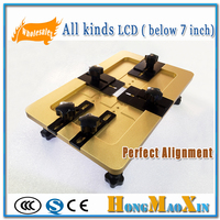 Mobile Phone Universal Alignment Mould For LCD Front Outer Glass Positioning For Iphone For Samsung For