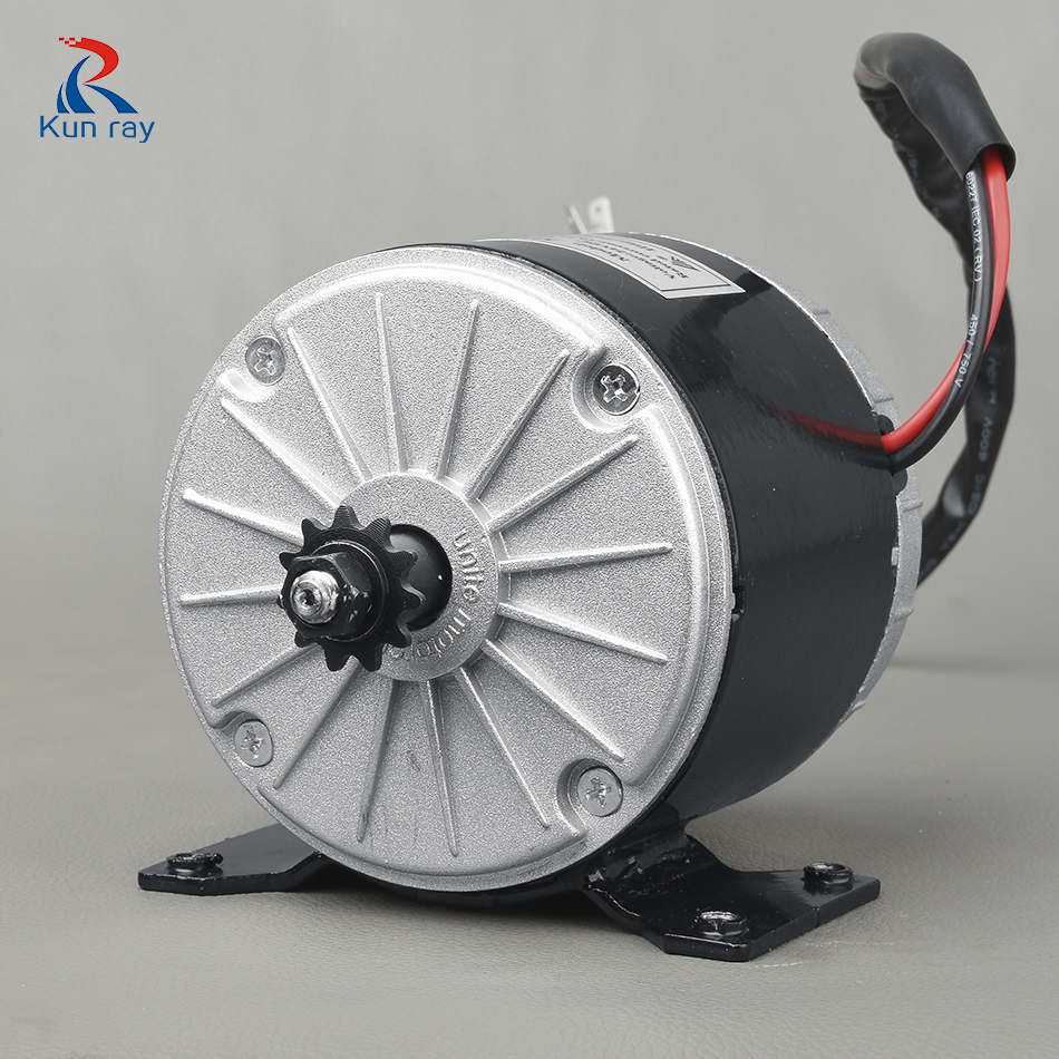 Electric bike conversion kit 350W 24V 36V MY1016 High Speed Brush Motor for electric bicycle E bike scooter motor engine