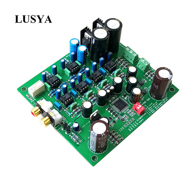 New AK4495S AK4495SEQ I2S DAC Audio Decoder Board Support 32BIT 768K Decoder image