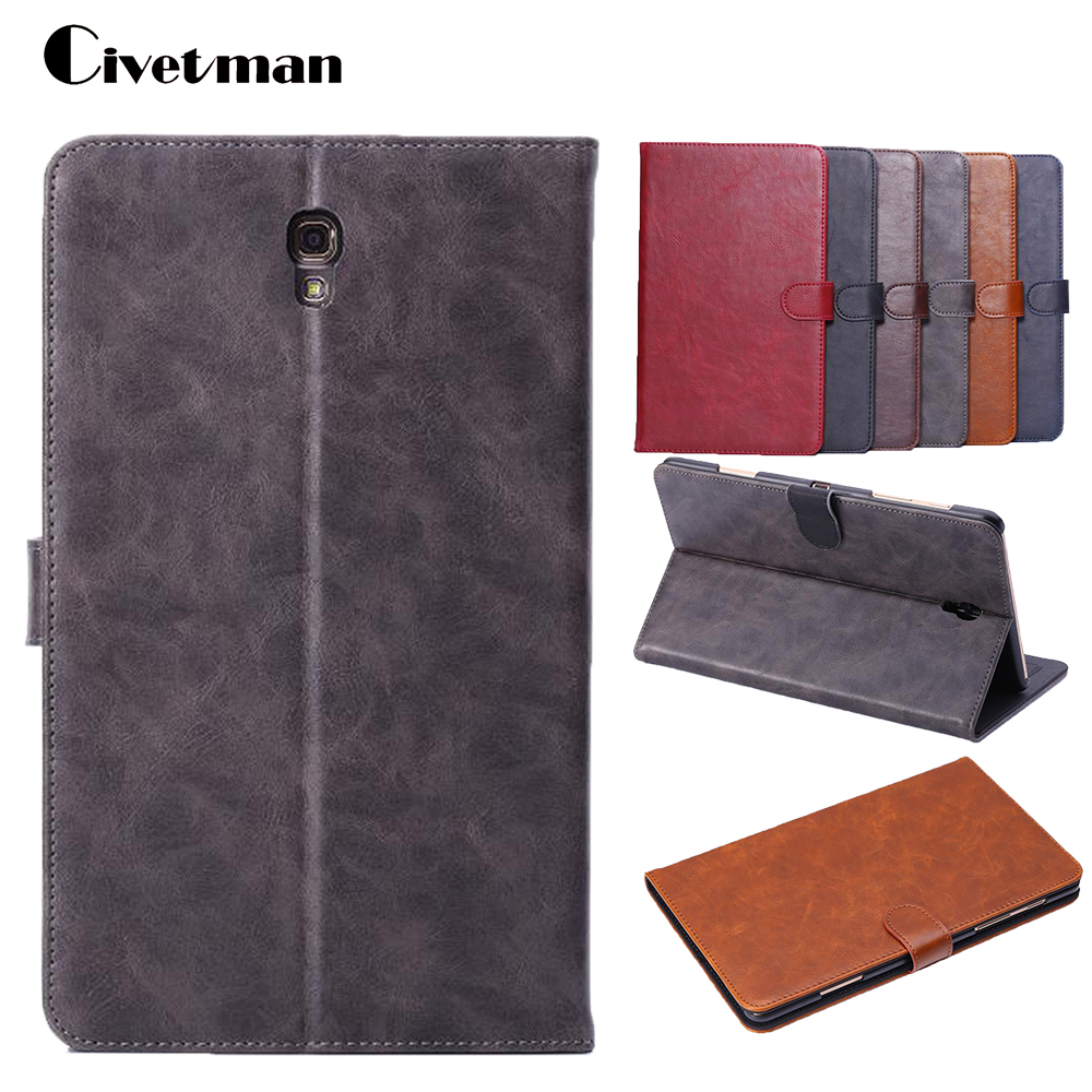 Case for Samsung Galaxy Tab S 8.4 T700 T705 Book Cover Smart Stand Flip Leather Case Cover for Samsung Galaxy Tab S T700 original 1 1 case for samsung galaxy tab s 8 4 t700 t705 business stand pu leather case cover for samsung galaxy tab s 8 4 t700