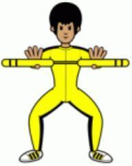 Klasyczne drewniane nunchaku kungfu drewno hebanowe nunchakus Bruce Lee silne liny węzeł drewno Nunchucks sztuki walki liny połączenie tanie i dobre opinie Lucamino Kung fu