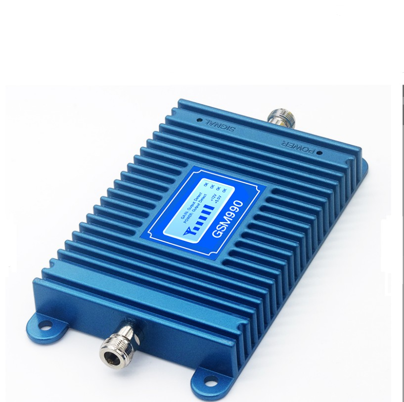 GSM990C Liquid Crystal GSM Mobile Phone 900mhz Auxiliary Amplifier Separate Host
