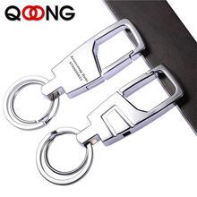 Qoong Высококачественная Заказная мужская Пряжка для ключей