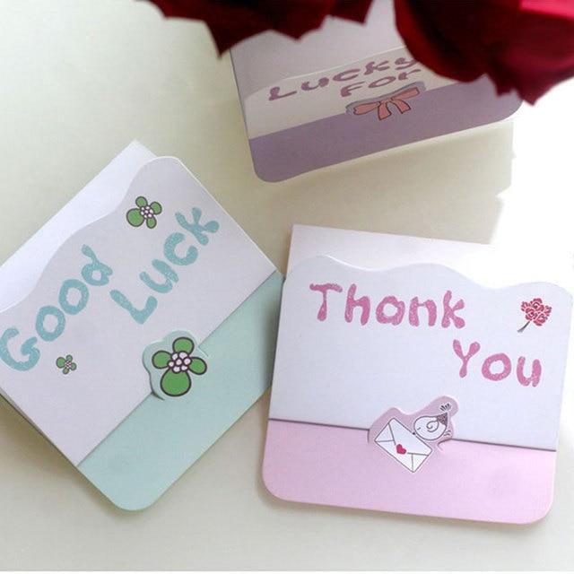 3 stks/partij Mini Brief Schattige kleine envelop schrijven papier