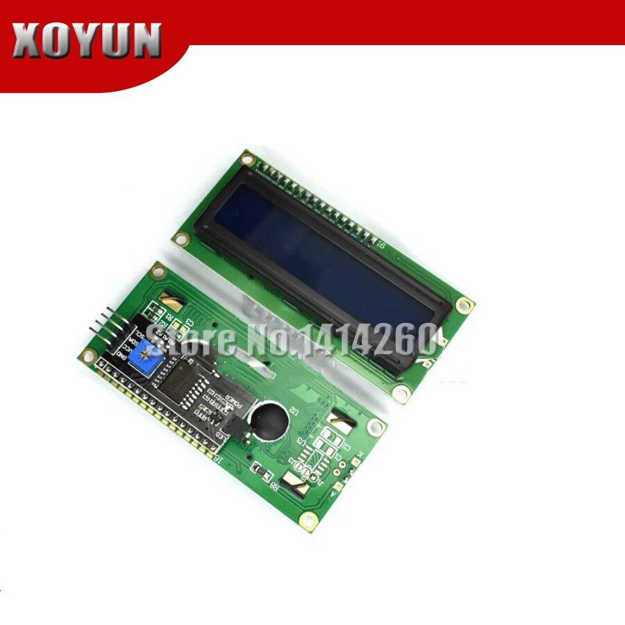 Blue Screen  IIC/I2C 1602 LCD Module LCD1602A Blue Screen