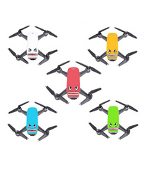 2pcs set drone body shell battery stickers decals decorative parts for dji spark dji mavic pro.jpg 250x250