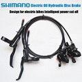 Лучшая продажа  высококачественные масляные гидравлические дисковые тормоза для электрического велосипеда  интеллектуальное отключение ...