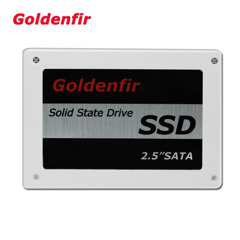Goldenfir SSD 32GB 60GB 240GB 120GB SSD 2.5 Hard Drive Disk Disc Solid State Disks 2.5  Internal SSD128GB 256GB kingston suv400s37 ssd 240gb internal solid state drive 2 5 inch sata iii hdd hard disk hd notebook pc