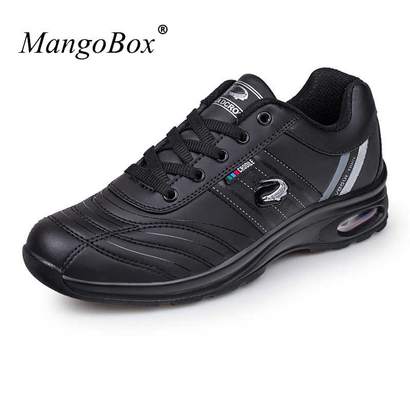 Athletic Trainers Men Cushioning Air Running Shoes for Men Large Size 39-46 Sneakers Men White Black Spring Autumn Sport Shoes