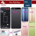 Voor Huawei P10 Plus VKY-L09 VKY-L29 VKY-AL00 Batterij Cover Terug Behuizing Achterklep Case volledige Batterij Cover Panel Vervanging