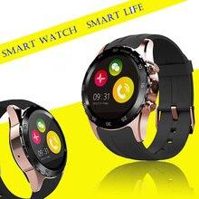 Neue Smart Uhr Android Bluetooth Gesundheit Pulsmesser Tragbare Geräte Smartwatch Uhren Wasserdichte Montre Connecter