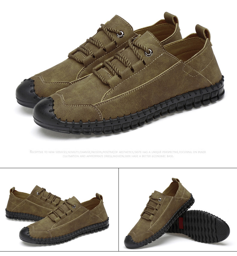 HTB1GIXiaEzrK1RjSspmq6AOdFXaV - 2019 New Fashion Leather Spring Casual Shoes Men's Shoes Handmade Vintage Loafers Men Flats Hot Sale Moccasins Sneakers Big Size