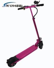 Kwheel 36 В 21A Мощный Два Колеса Мини Складной Электрический Скутер Литий E-велосипед 8 дюймов 60 Км скутер