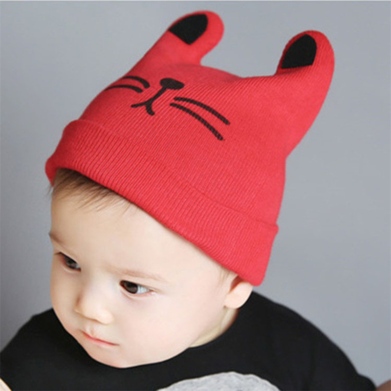 Obedient Childrens Vibrating Wool Caps Pinch Long Ears Bunny Will Move Baby Hat Boys And Girls Warm Toy Cap Welding Equipment