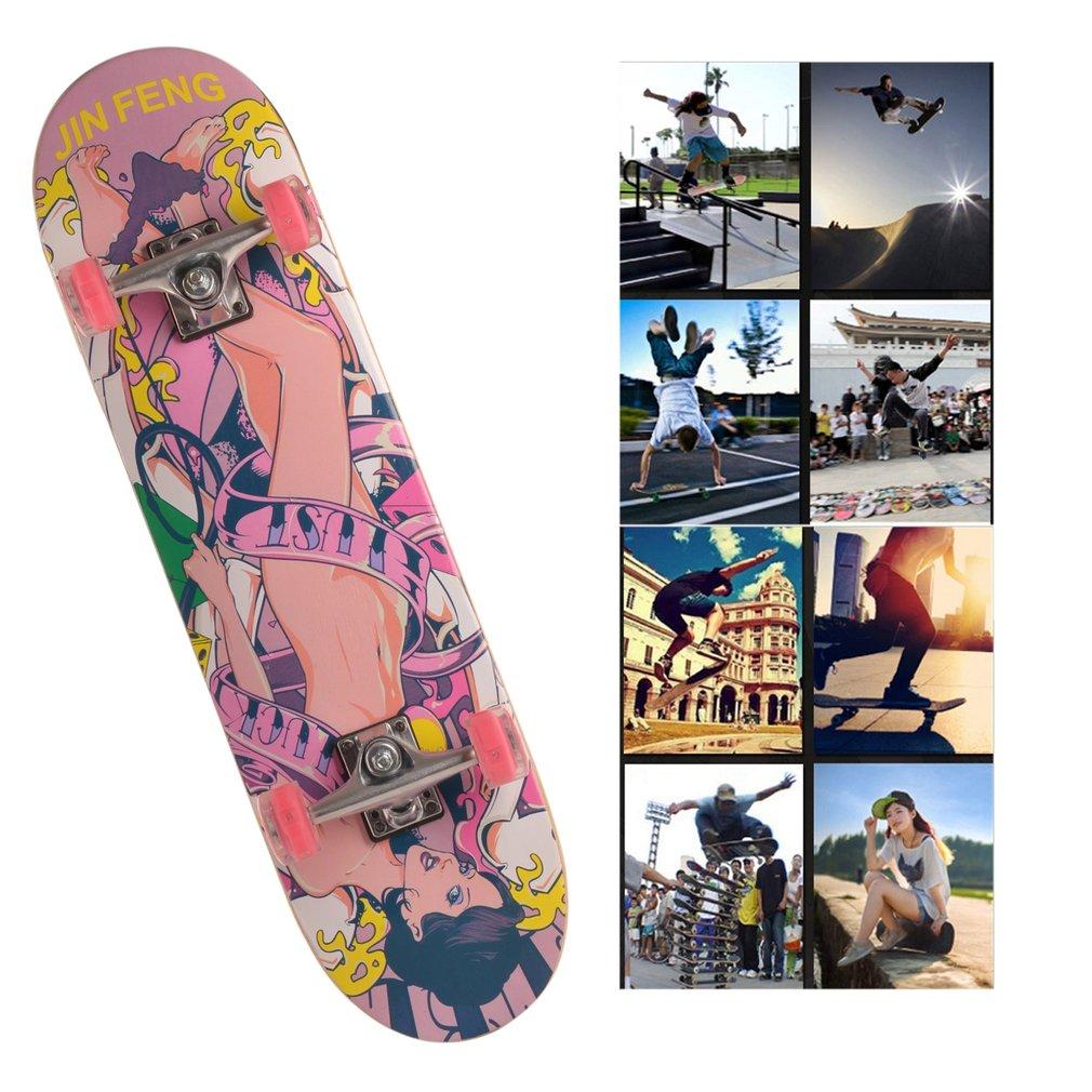 Arrivent Flash Roue Enfants Planche À Roulettes Enfants Divertissement Flash Scooter Skate En Plein Air Sports Extrêmes Hoverboard Longboard