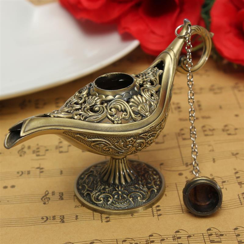 vintage Aladdin magic lamp
