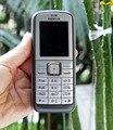 Восстановленное в Исходном Nokia 6070 Mobile Phone Unlocked 2 Г GSM Мобильный Телефон и Русский Язык