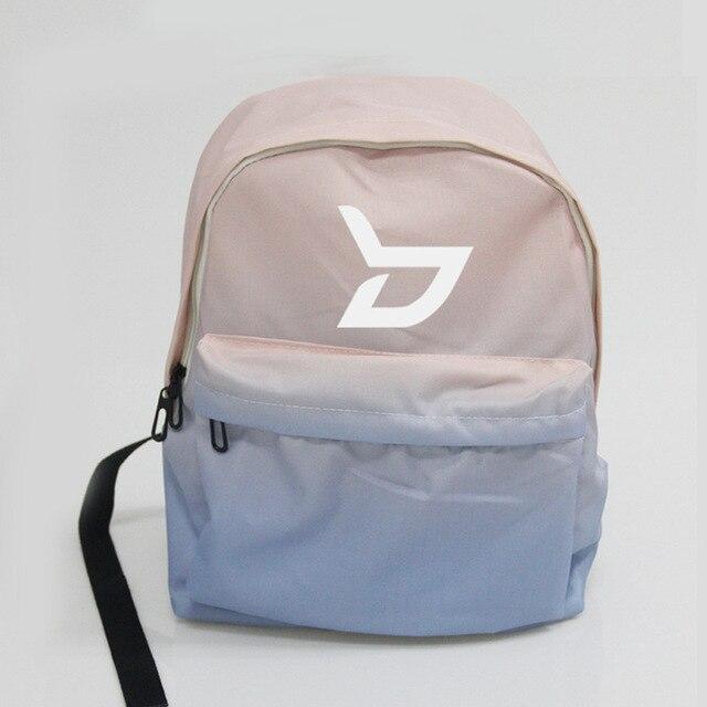 colegio mochila bts cartable girl bags kids shoulder bookbag pink school bag  2018 one piece backpacks for ladies schoolbag women bb4289d0cc
