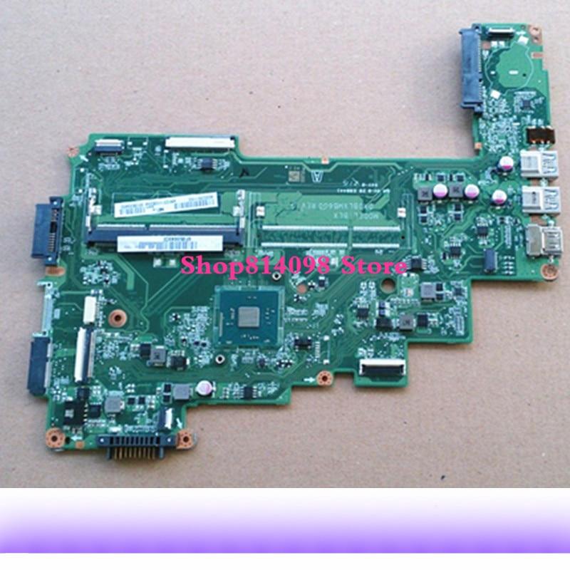 L50 C55-C motherboard DDR3 DA0BLXMB6G0 For Toshiba satellite C55 L50-C Laptop Motherboard tested 100% work combbind c55