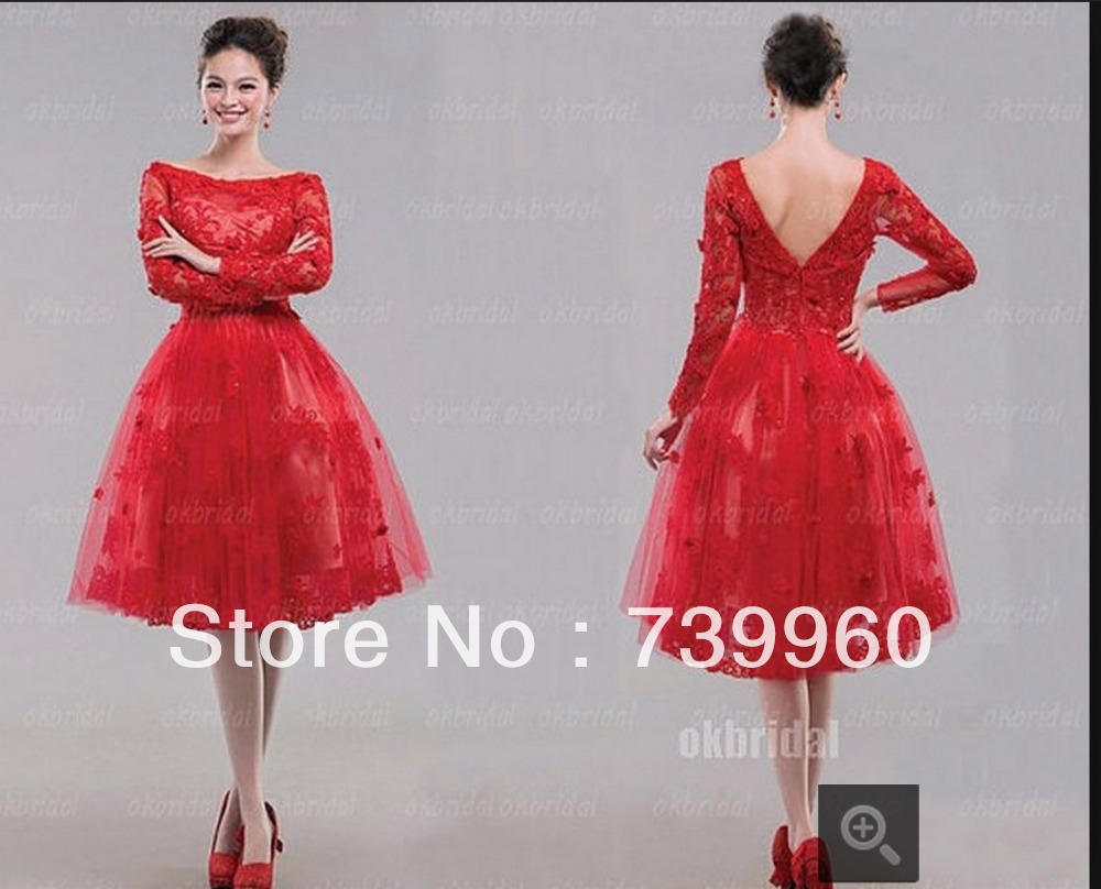 Red knee length prom dresses dress images red knee length prom dresses ombrellifo Image collections
