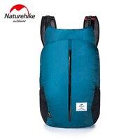 Naturehike Outdoor Bag Hiking Backpack Portable Folding Backpack Ultralight Waterproof Sport Bags Lightweight Traveling Backpack