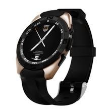 Neue Bluetooth Smart Uhr No. 1 G5 Pulsmesser Runde Redondo Ronde Smartwatch Für Android IOS Wasserdichte Reloj Inteligente