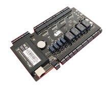 Bir/iki/dört kapı erişim kontrolü TCP/RS485 seçeneği destekli giriş ve çıkış desteği RFID QR okuyucu