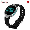 Hraefn heart rate monitor Smart Band Waterproof Swimming sport Bracelet bluetooth Smartband fitness tracker PK xiaomi mi band 2