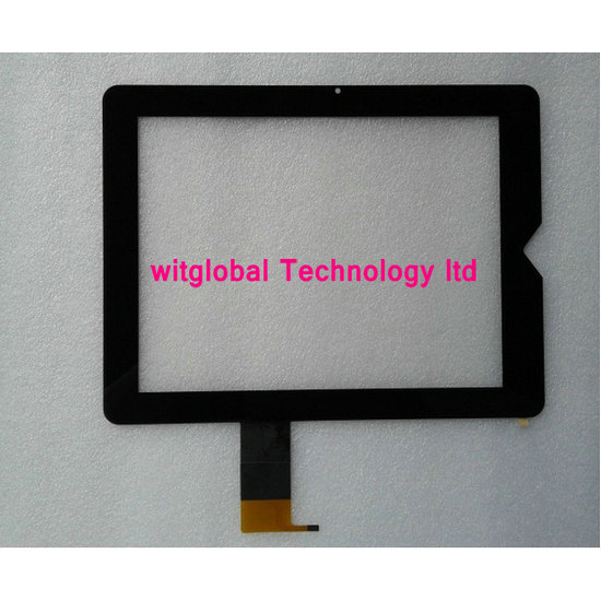 New For TeXet TM 9747 TM 9747BT TM 9748 3G capacitive Touch Screen Digitizer Touch Panel