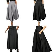 a6542a825 Promoción de High Slit Maxi Skirt - Compra High Slit Maxi Skirt ...