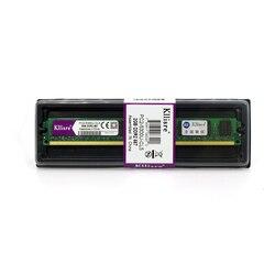 Kllisre Новый DDR2 2 GB 800 667 МГц Настольный накопитель Оперативная память non-ecc (без коррекции ошибок) Системы Высокая совместимость