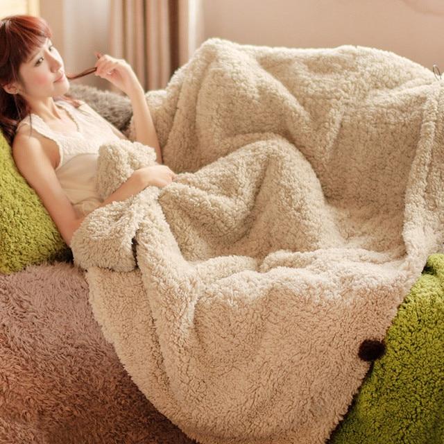 high end luxury super soft blanket flannel coral fleece blanket
