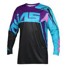 2019 Jerseys Motocicleta Moto GP XC Mountain Bike Motocross Jersey DH MTB BMX T Shirt Roupas XS PARA 5XL