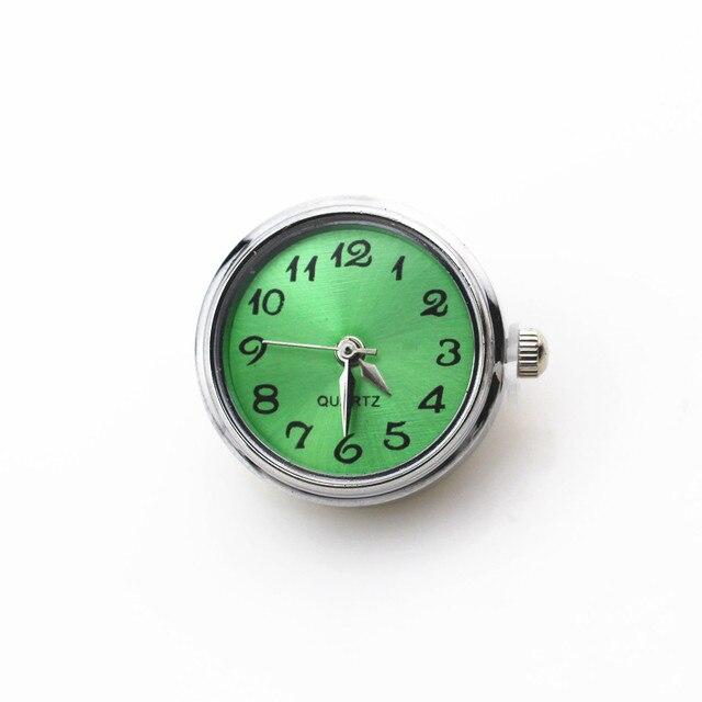 Фото новинка 6 шт/лот разноцветные часы с кнопками застежками для цена