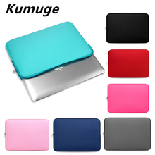 11.6 13.3 15.4 15.6 Laptop Sleeve Bag for Macbook Air Pro Retina 11 13 15 Inch Laptop Case Pouch Cover for Macbook Air 13 Case  цена в Москве и Питере