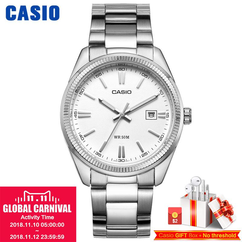 Casio watch Simple fashion casual men's watch MTP-1302SG-7A MTP-1302D-7A1 MTP-1302L-1A casio watch men s business casual waterproof watch mtp 1383d 7a mtp 1384d 1a mtp 1384d 7a mtp 1384l 1a mtp 1384l 7a