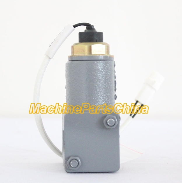 EX200-2 EX200-3 excavator high speed solenoid valve 9147260 excavator oil pressure switch ex200 1 ex200 2 ex200 3 ex200 5 6bd1 1 82410160 1