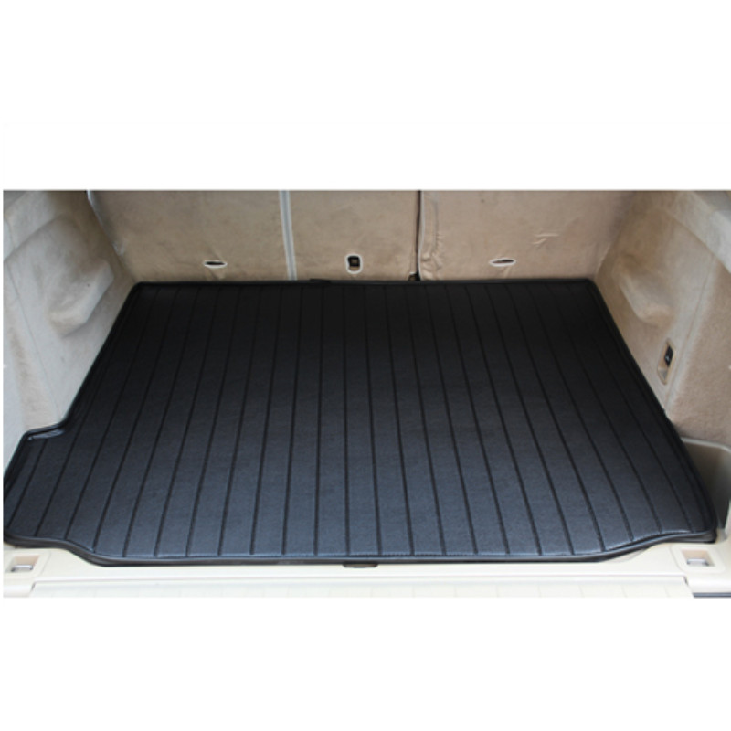 Fit Car Custom Trunk Mats Cargo Liner for Toyota Camry Corolla RAV4 Verso Land Cruiser LC 200 Prado Car-styling 3D Carpet Rugs custom car floor mats for toyota land cruiser prado 150 fit most cars leather carpet mats protect interior four seasons car mats
