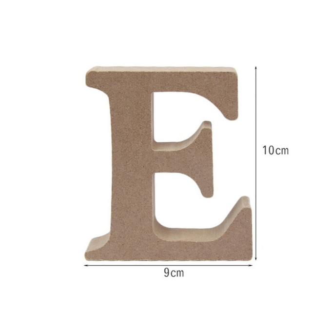 wooden letters home decoration accessories wood letters modern home