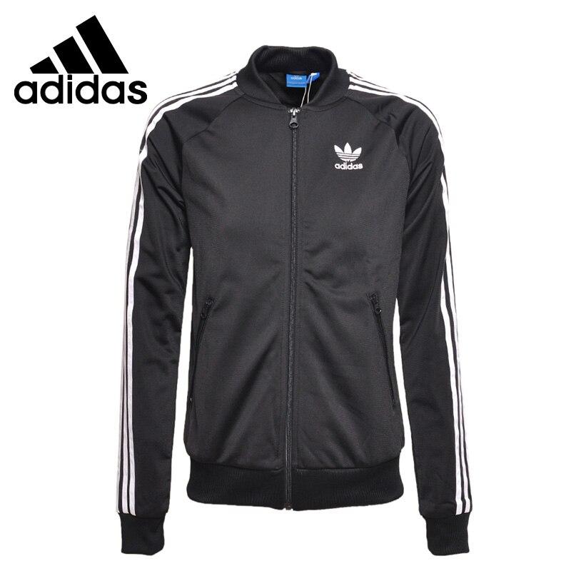 Original New Arrival Adidas Originals SST TT Women s jacket Sportswear
