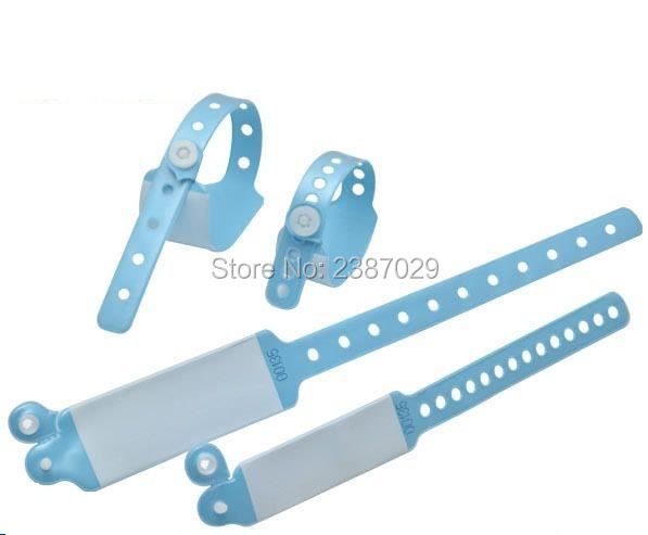 Waterproof UHF 860-960MHz Disposable RFID Wristband Bracelet for Swimming Pool