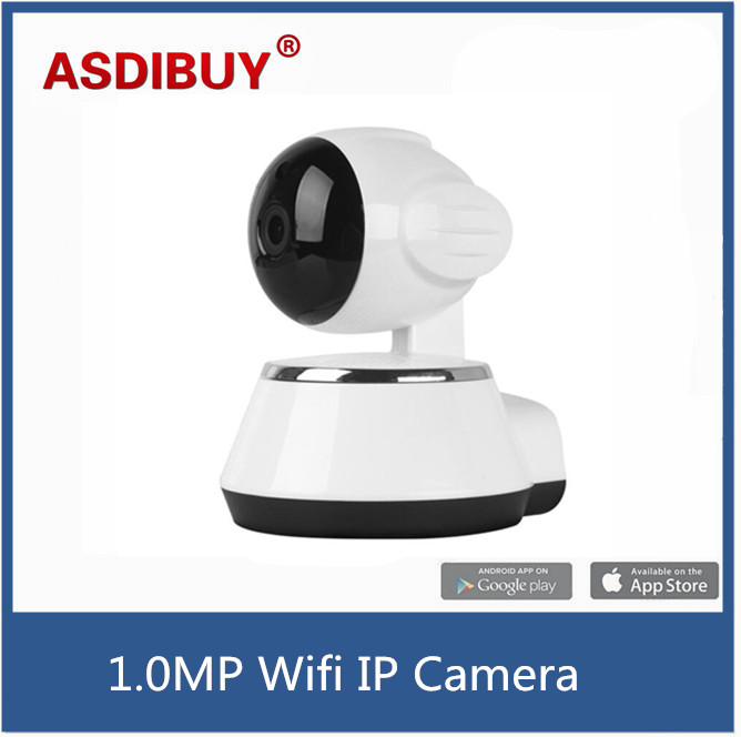 ASDIBUY HD Wireless Security IP Camera Wifi Wi-fi IR-Cut Night Vision Audio Recording Surveillance Network Indoor Baby Monitor hd 960p wireless ip camera wifi ir cut night vision two way audio p2p video surveillance security camera wi fi micro sd card