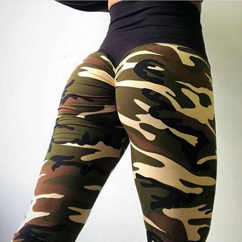 5ff33d3bbd6a14 Vertvie Women Camouflage Yoga Pants Leggins Sport Women Fitness Push Up  Workout Sports Wear for Women