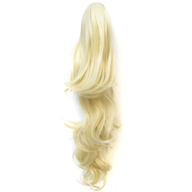 24inch Women's Long Layered Curly Synthetic  Hair Piece