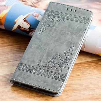 Embossed Flip Wallet Cover for Samsung Galaxy A5 A7 A3 2017 Case Magnetic Leather Case for Samsung A3 A5 2016 A50 A30 A70 M10 1