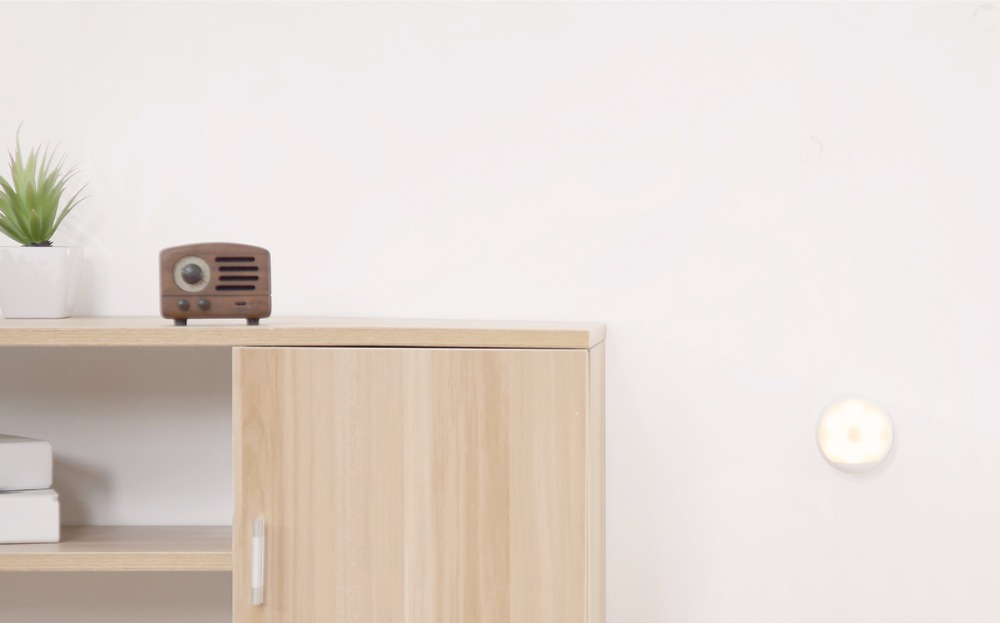 Original Xiaomi Mijia Yeelight LED Night Light Mi home Smart home Infrared Remote Control  (4)