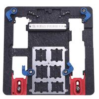 A21 PCB Holder Fixture for iPhone A21 Motherboard Clamps High Temperature Main Logic Board CPU Nand Chip Repair Tools